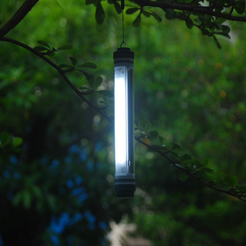 Portable LED Camping Lantern Flashligh