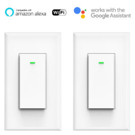 Smart Wifi Light Switch K36 2pack